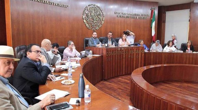 San Luis Potosi: Reunión con CONAGUA y CEA sobre construcción Presa La Maroma (El Sol de San Luis)