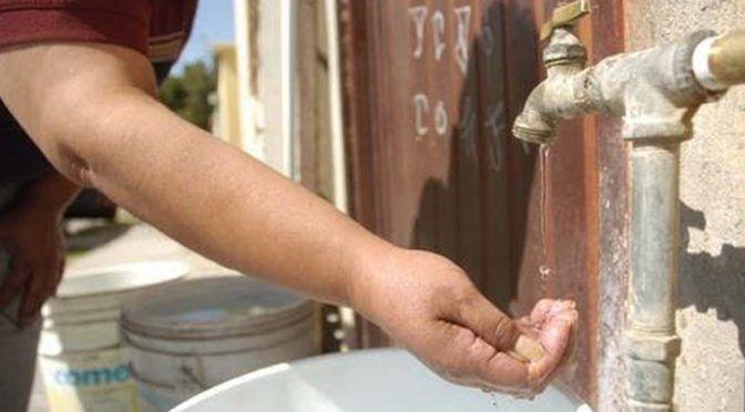 Tamaulipas: Carecen de agua 12 mil victorenses (Expreso.pess)