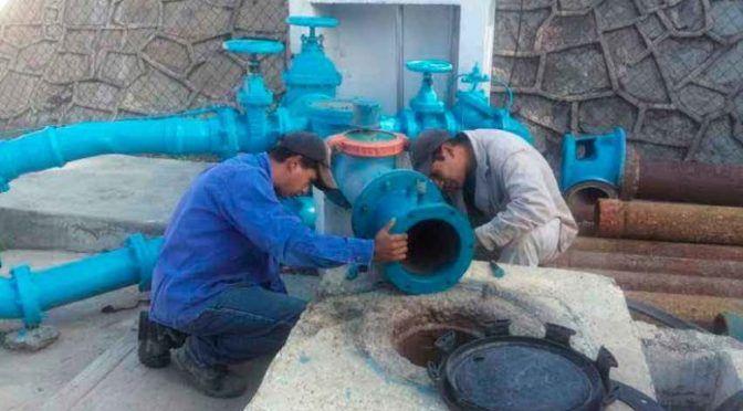 Hidalgo: Afinan proyecto para resolver abasto de agua (Independiente de Hidalgo)