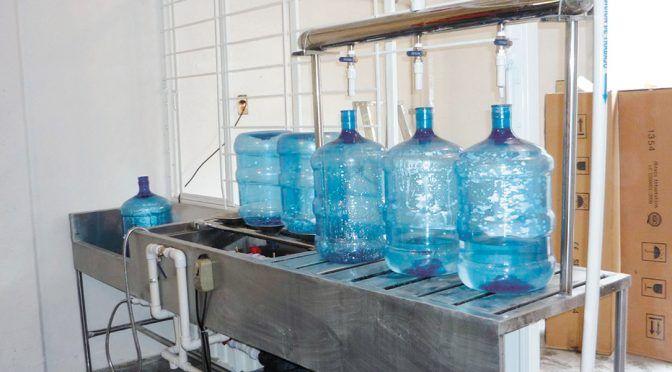 Unas 50 purificadoras fueron sancionadas por vender agua de dudosa calidad (Diario de Morelos)