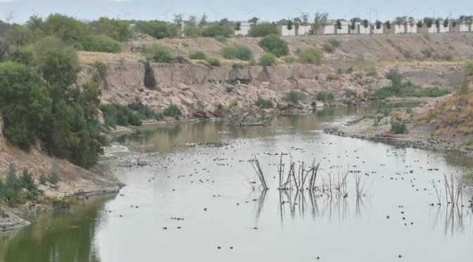 Coahuila: Conagua responsable de la contaminación del río Nazas: Miguel Valdez (El Sol de la Laguna)