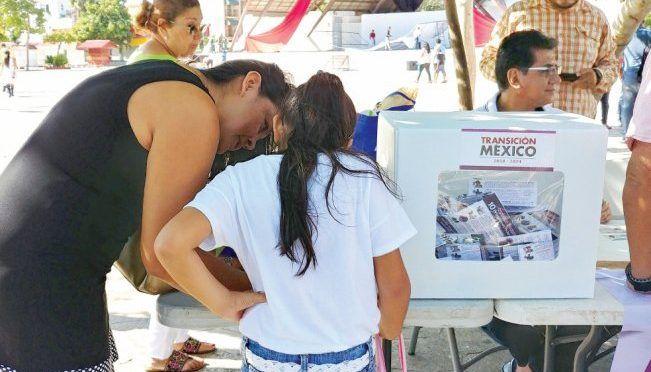 Resistencia social, un riesgo para el Tren Maya (El Universal)