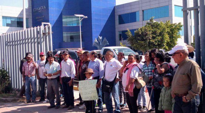 Celaya: Se manifiestan comunidades por protección del Río Laja (Periódico correo)