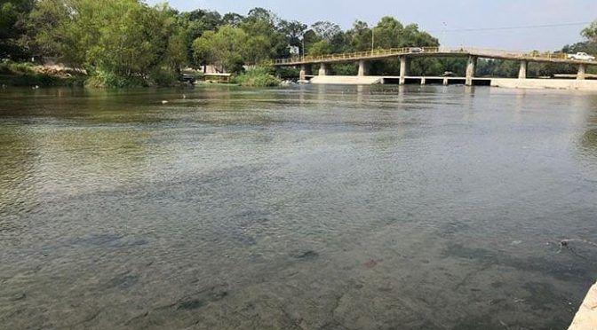 San Luis Potosí: Río Valles, en su nivel más bajo de la última década (Pulso)