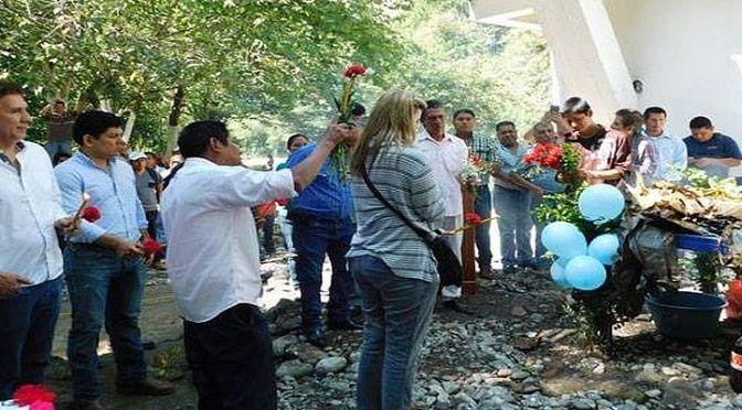 San Luis Potosí: Realizan ritual del agua en comunidad de Manantiales (Pulso)