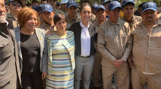 En 6 años todos tendrán agua diario, garantiza Sheinbaum (El Sol de Mexico)