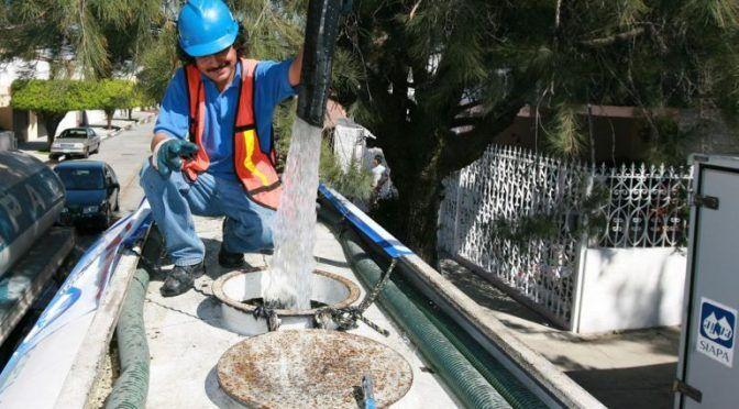 Guadalajara: Suministro de agua falla en partes altas de la ZMG (El informador.mx)