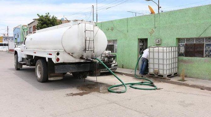 San Luis Potosí: Desde hace tres meses, vecinos no tienen agua (Pulso)