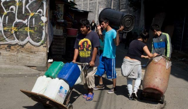CDMX: Falta agua en 4 de 7 pueblos de Tláhuac (Diario basta)