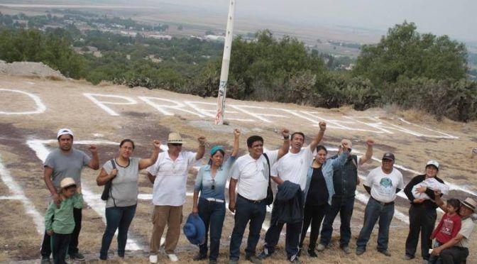 """Estado de México: Alertan sobre posible riesgo de """"colapso hídrico"""" en zona donde se construirá el NAIM (El Sol de Toluca)"""