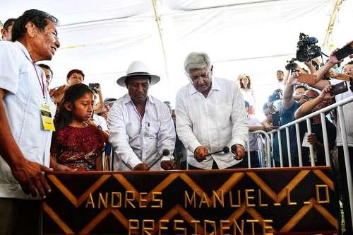 Campeche: a obra pública, los recursos expropiados al crimen (La Jornada)