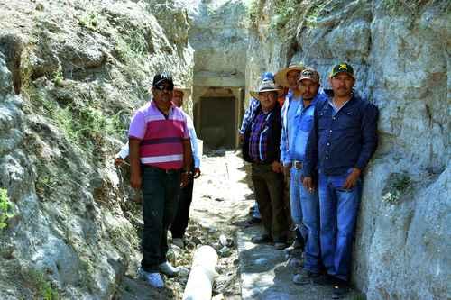Zacatecas: Peñasquito acabó con el agua de valle de Mazapil (La jornada)