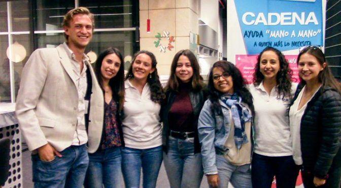 """Jóvenes judíos diseñan soluciones en caso de desastre, en """"Iniciativa Cadena 2019″ (Enlace Judío)"""