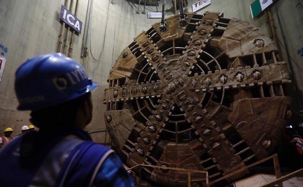Hidalgo: preocupa a ambientalistas de Hidalgo construcción de Túnel Emisor Oriente (El Universal)