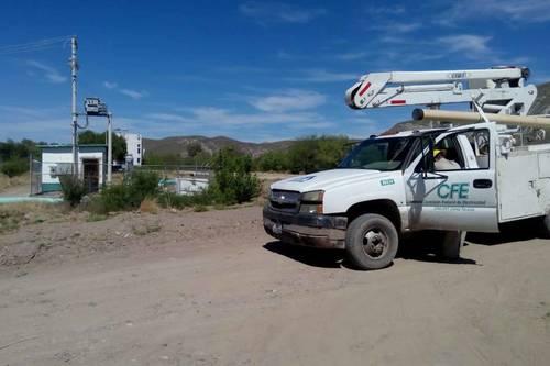Durango: Deja CFE sin agua 'ciudad jardín' (El Siglo de Torreón)