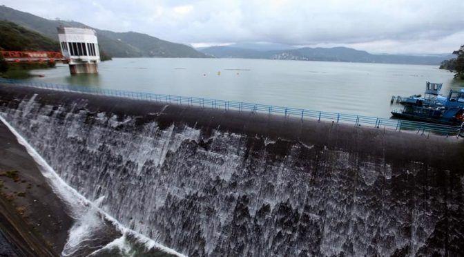 Estado de México: Cutzamala lleno al 80%; descartan escasez de agua (El Universal)