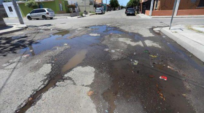 Sonora: vandalizan válvulas de agua en Hermosillo (El Imparcial)
