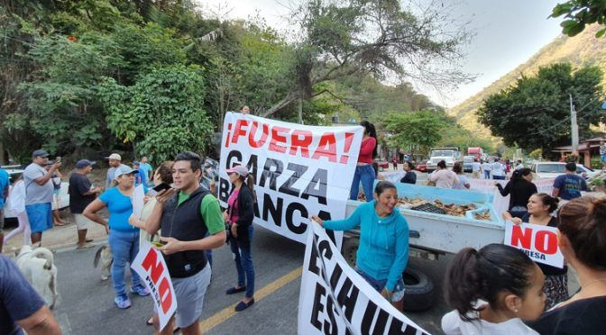 Jalisco: Empresa defiende las obras de hidroeléctrica (El diario de NTR)