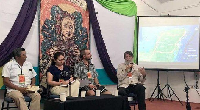 Advierten que Tren Maya afectará a comunidades (El Diario de Chihuahua)