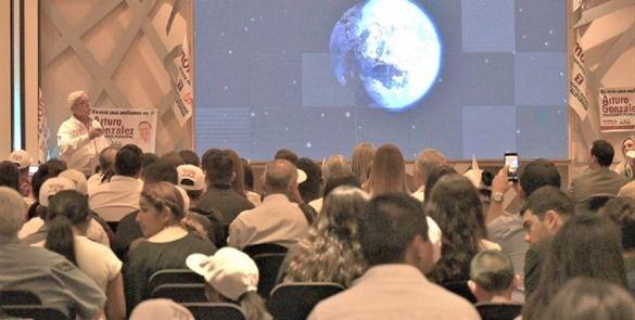 Baja California: Urge salvar a BC de la contaminación: Bonilla (El Mexicano)