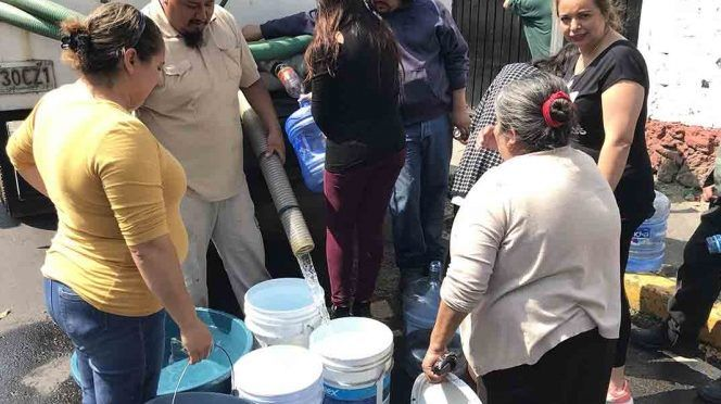 Guadalajara: Dejan sin agua a 957 colonias de Guadalajara (Excélsior)