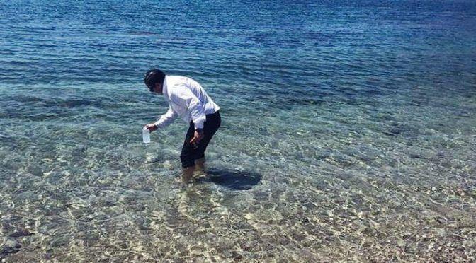 Sonora: Llaman a evitar bañarse en ríos (Nuevo Día)