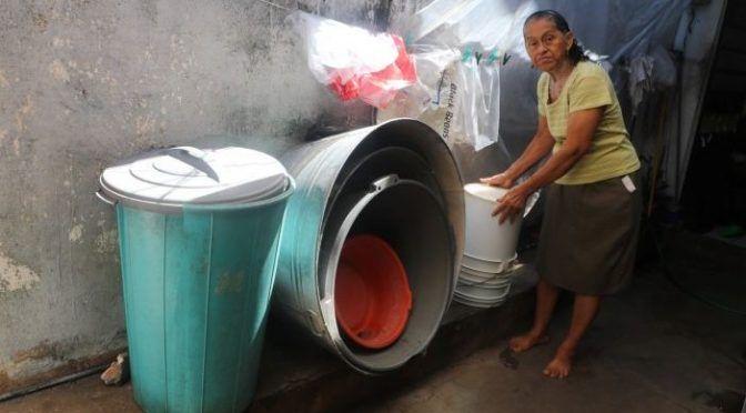 Tabasco: Desesperación por falta de agua (Tabasco Hoy)