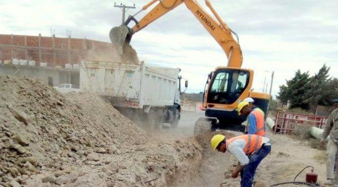 Argentina: Más de 30 obras hídricas se levantan en Río Negro (App Noticias)
