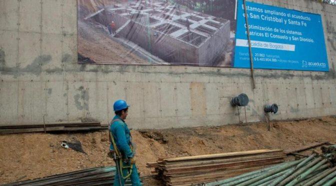 Obras para suministro de agua en el centro oriente, listas en agosto (El Tiempo)