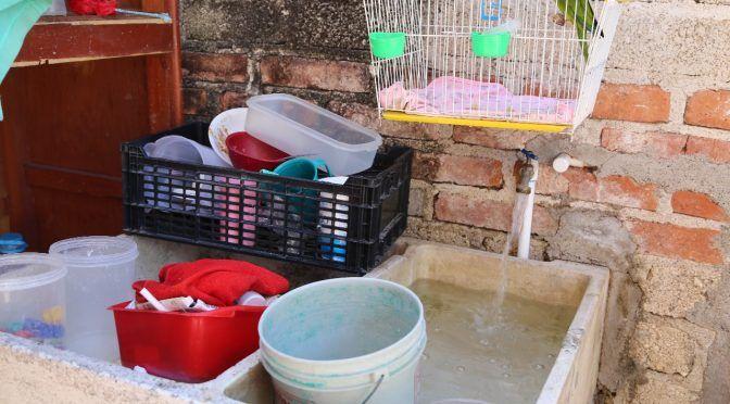 Nayarit: Reconoce Bahía avances en el suministro de agua (Meridiano)