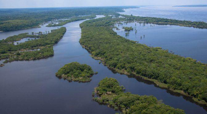 Los ríos representan apenas el 0,0002% del agua dulce de la Tierra (murciaeconomía)