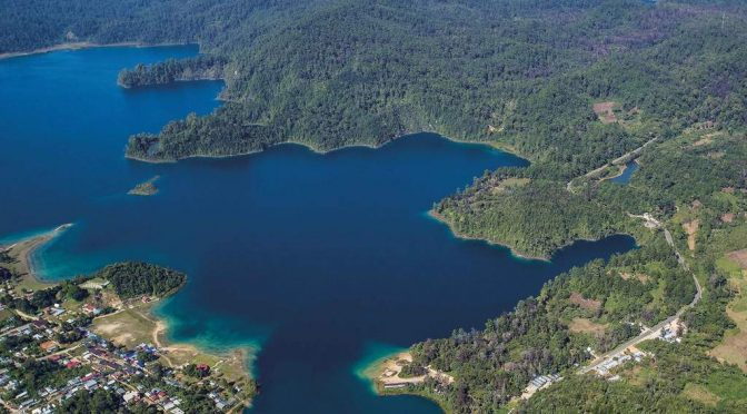 Chiapas: Contaminación afecta a las Lagunas de Montebello en Chiapas (El Siglo de Durango)