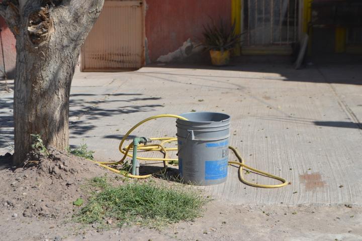 Durango: Casos de tifoidea por agua insalubre (El Siglo de Durango)