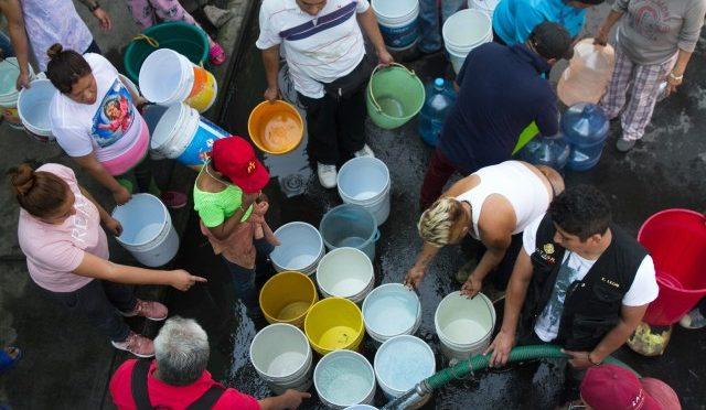 CDMX: Tlalpan, con el mayor número de colonias donde se reparte agua por tandeo (Diario Basta!)