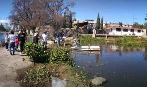 CdMx: IPN diseña dron para estudiar aguas contaminadas (La Jornada)