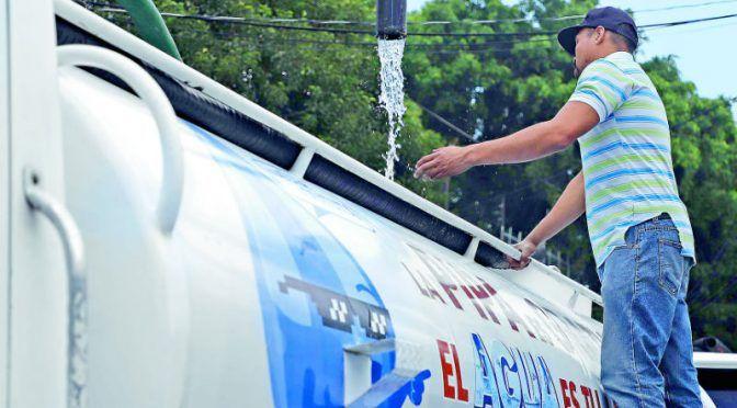 CDMX: Alcaldías invierten en agua ante desabasto (24 horas)
