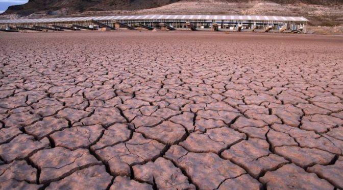 Reducirán agua del río Colorado (El Sol de Tijuana)
