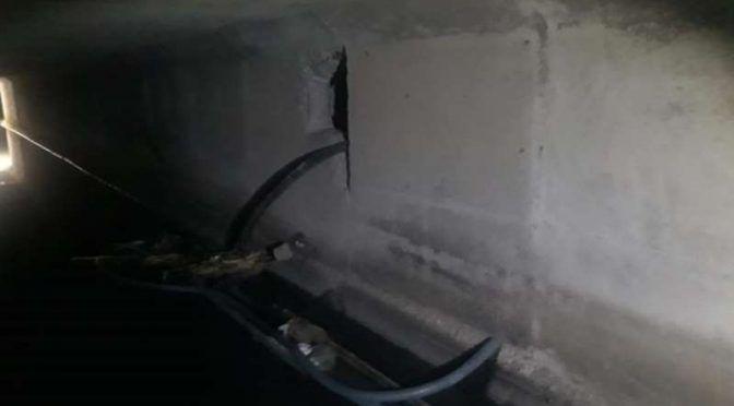 Hidalgo: Localizan soldados toma clandestina en túnel de Conagua (msn noticias)