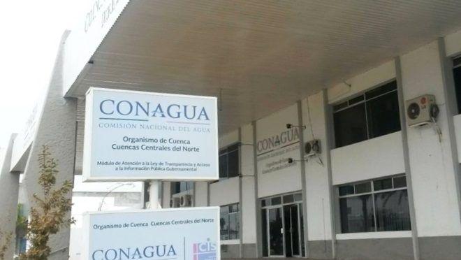Coahuila: Ejidatarios toman oficina de Conagua (El siglo de Torreón)