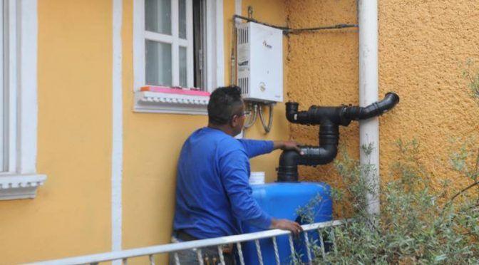 CdMx: Así son los sistemas de captación de agua de lluvia para la CDMX (El Sol de México)
