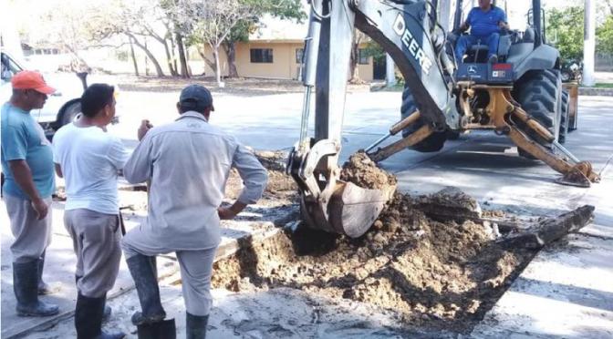 Veracruz: Sin servicio de agua miles de personas (Diario de Tampico)