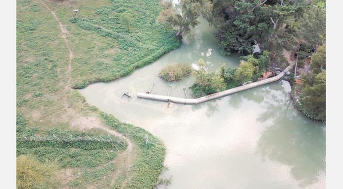 Tamaulipas: garantizan abasto de agua en la zona (El Sol de Tampico)