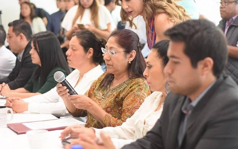 Queretaro: Laura Polo dice que hay intereses políticos para legislar sobre el agua (Diario de Queretaro)