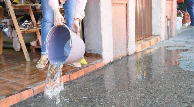 Guanajuato: no gastar más AGUA de la necesaria (El Sol de León)