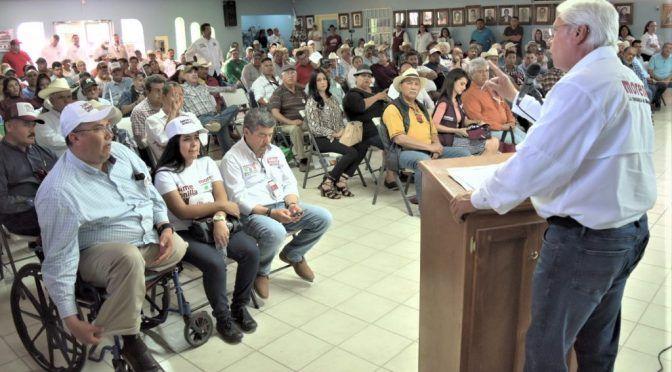 Baja California: Si no hay agua, no hay Constellation: Jaime Bonilla (Noticias La Paz)