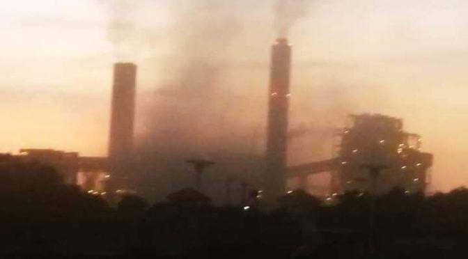 Guerrero: Denuncian contaminación por termoeléctrica en Petacalco. (VA noticias)