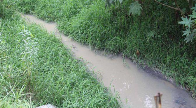 La contaminación de los ríos de Oaxaca ha provocado enfermedades en la sociedad (El Imparcial)