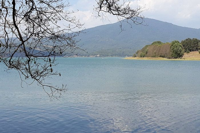 Italia: Pueblo fantasma italiano hundido en el agua podría volver a la superficie (Milenio)