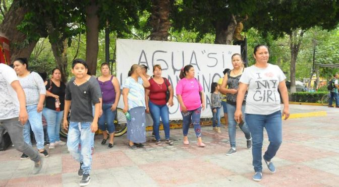 Cuidad Lerdo: Vecinos del ejido La Luz piden celeridad para el pozo de agua (Noticias de la Laguna)