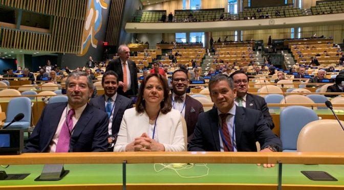 México reafirma compromisos de la Agenda 2030 (Alcaldes de Mexico)